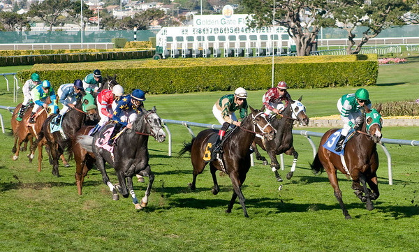 Golden Gate Fields Fall 2009