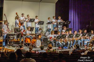5-14-2015 Norwin 8th Grade Jazz Band