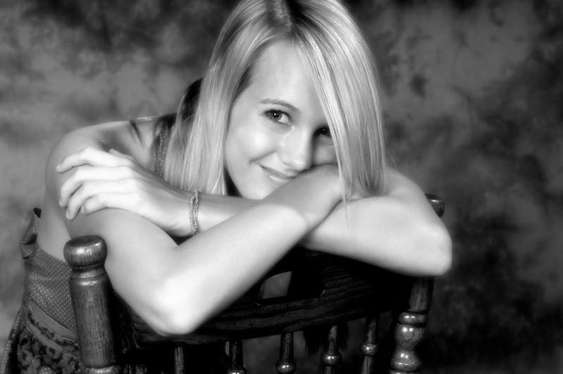 042d Shanna McCoy Senior Shoot - Studio (nik b&w softfocus).jpg