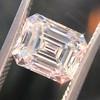 1.83ct Vintage Emerald Cut Diamond GIA F VVS2 3