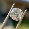 2.24ct Antique Cushion Cut Diamond, GIA M VS2 15