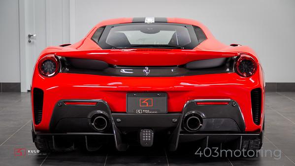 '19 488 Pista - Rosso Corsa