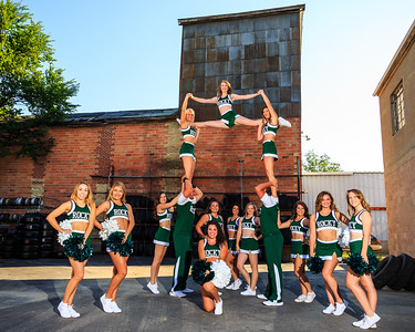 Cheerleading 2015-2016