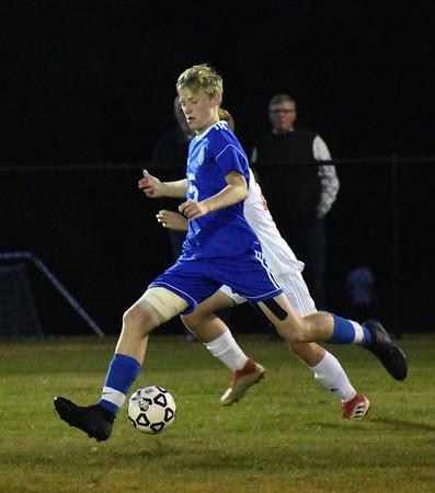 Wahconah boys soccer vs. Hoosac Valley - 091819