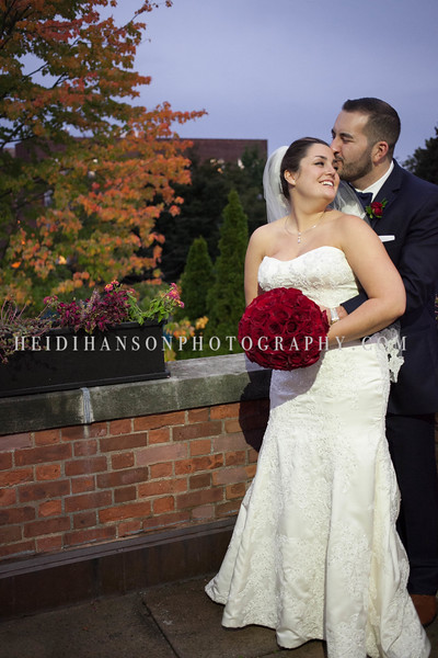 Alex and Michael | New Haven Lawn Club Wedding
