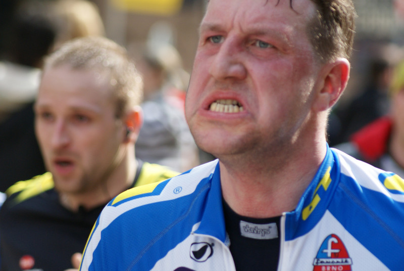 The Faces of Running...