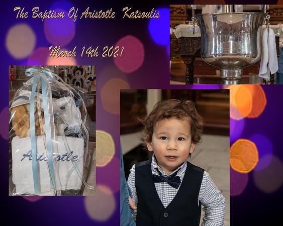Aristotle's Baptism March 14 2021