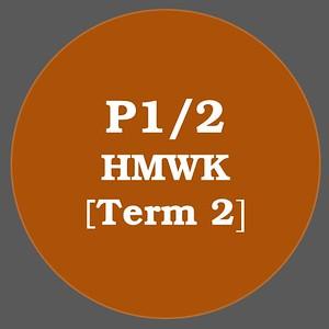 P1/2 HMWK T2