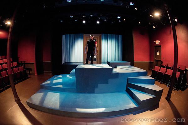 "In Tandem Theatre ""Chesapeake"""