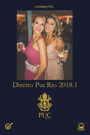 Formatura Direito PUC 2018