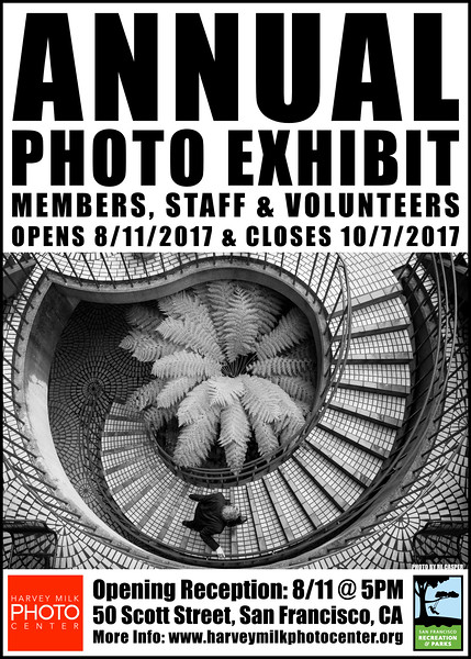 Annual Photo Exhibit - 5x7 Postcard