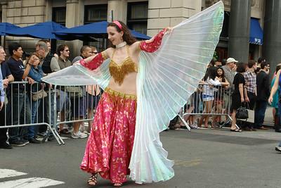 NYC DANCE PARADE 2011