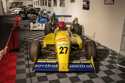 2020 Museum Spa-Francorchamps