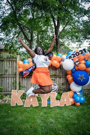 Kayla Grad Party Aug 7 2021