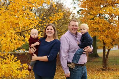 Albertson Family- Fall 2018