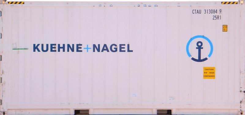 KUEHNE+NAGEL reefer Enlarge (Photo Joris De Bruyne)