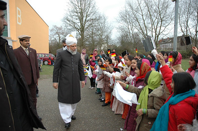 Khalifa of Islam Germany Tour 2006