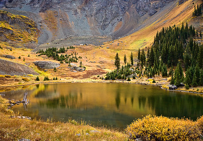 Alta Lake, Ghost Town, Gold King Mine Area