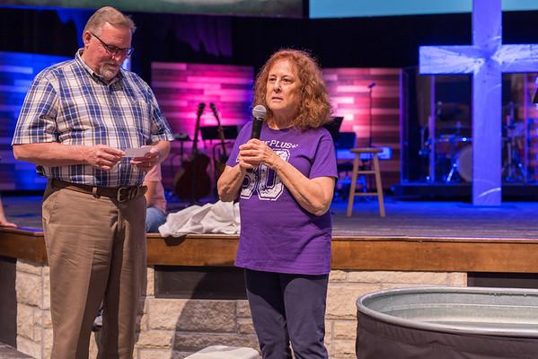 2016 August Baptisms