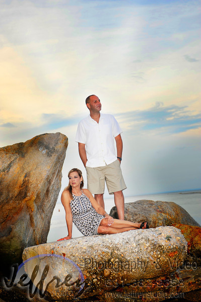 Lucy & Craig-Kings Park Bluff - August 8, 2013