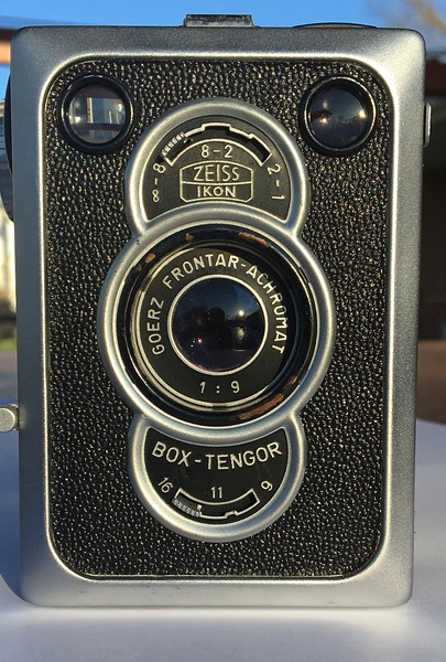 Zeiss Ikon Box Tengor ~ 1955