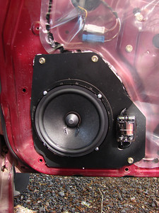 1994 Nissan Maxima SE Front Door Speaker Installation - USA