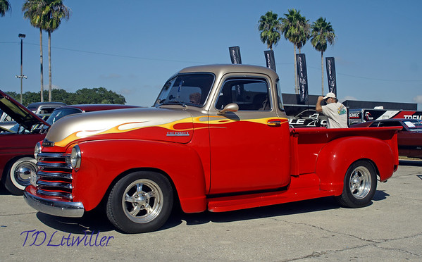 NSRA Southeast Street Rod Nationals Tampa 2014