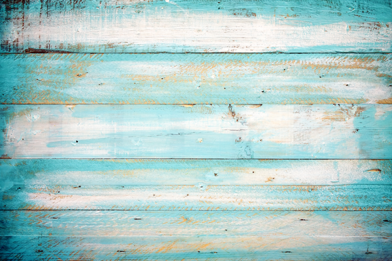 Wooden Weathrd Teal Wall138167215.png