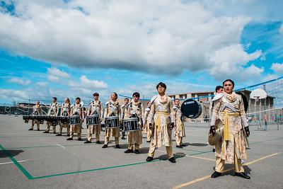 Drum Line: ADLA Mission Vista