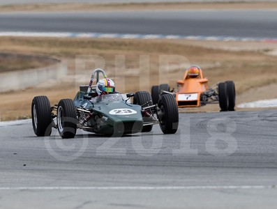 Group B  - 1967-1980 Formula Ford