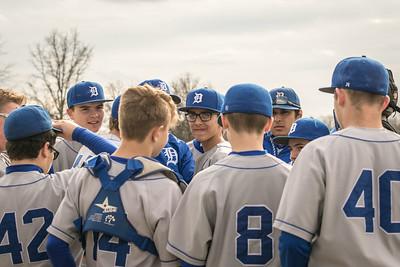 DHS Baseball 04-02-2019