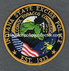 INDIANA STATE EXCISE ALCOHOL TOBACCO COMMISSION