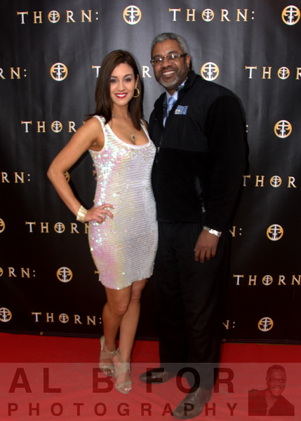 Mar 26, 2015 THORN ~  Cocktails & Hor D'ovres at The Fleisher Art Memorial~Fin