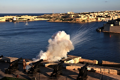Valletta, Malta Nov 20-day 1