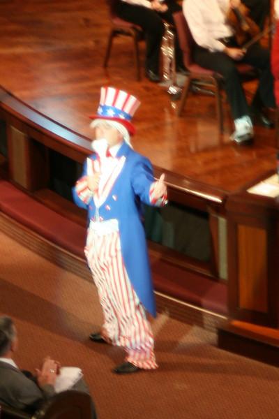 Patriotic Concert 2009