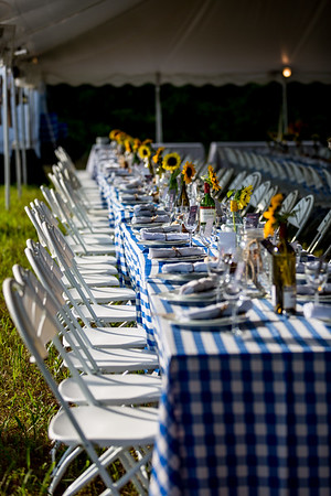 Heritage Conservancy Farm to Table Dinner 2017