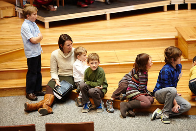 Mountain View UMC 12-09-2012 10:30 Service, Advent Market Place and Spirit Singers