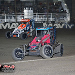 Chili Bowl Nationals - Tuesday Qualifying Night - 1/12/21 - Michael Fry