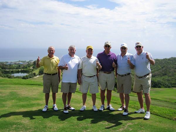 Jamaica Golf Trip