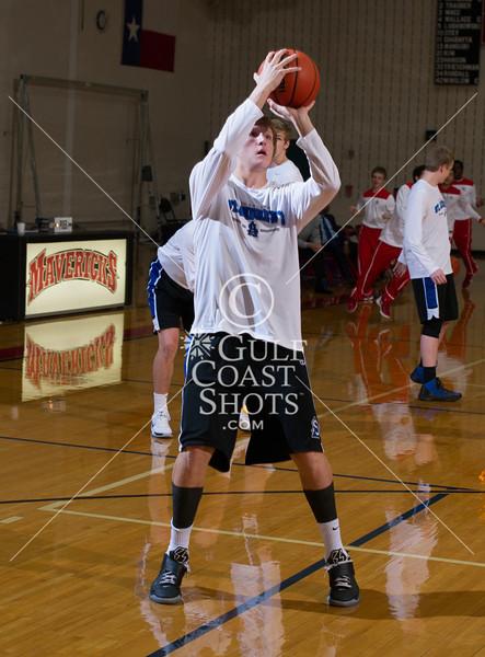 2013-01-18 Basketball Varsity Boys St. Andrews @ St. John's