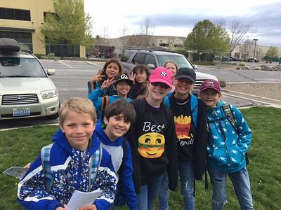High Desert Montessori School | Grades 3 - 5 | April 26, 2017