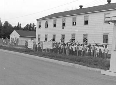 1980:  Fort McCoy, US Army