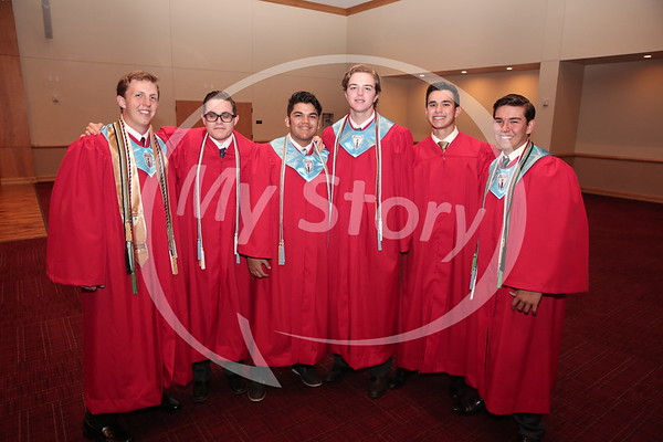 Antonian 2017 Baccalaureate Mass