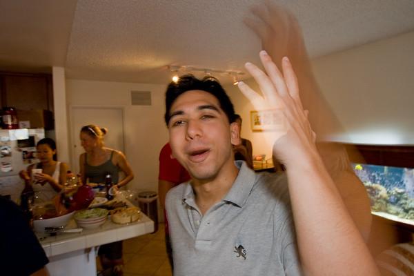 Sergio's BBQ - 03.14.2007