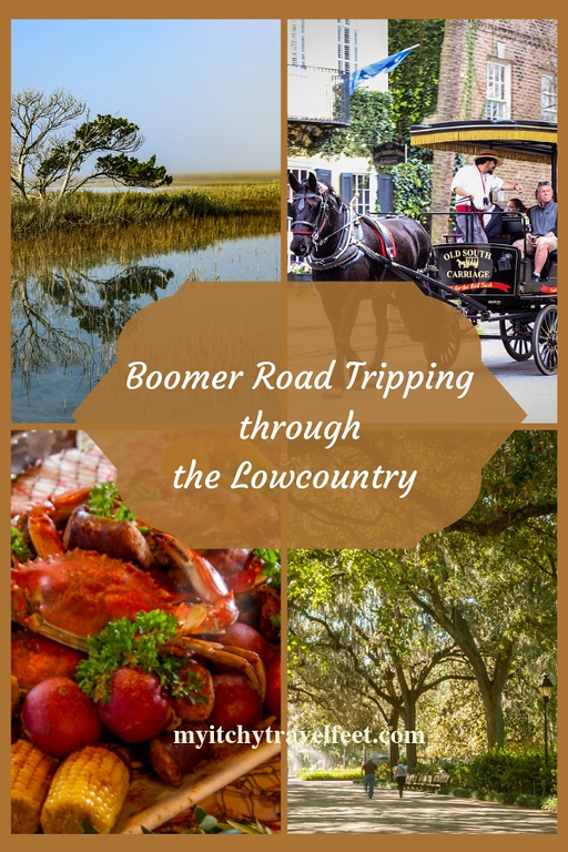 Road tripping through the Lowcountry introduces boomers to history, culture and beauty on the U.S. southeast coast.
