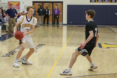 Basketball: Dominion @ Loudoun County 2.11.2019 (By Jeff Scudder)