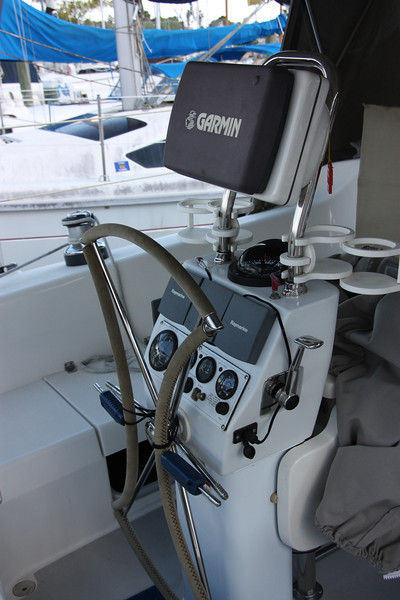 TUIT cockpit table cover partially open to gain access to wheel.JPG