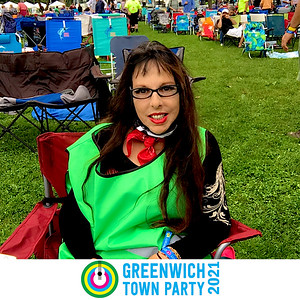 Greenwich Town Party 2021