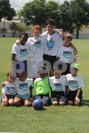 Simply Soccer 8/8 thru 8/12, 2016