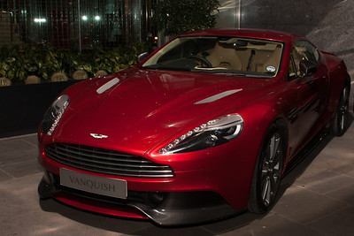 Aston Martin Anniversary